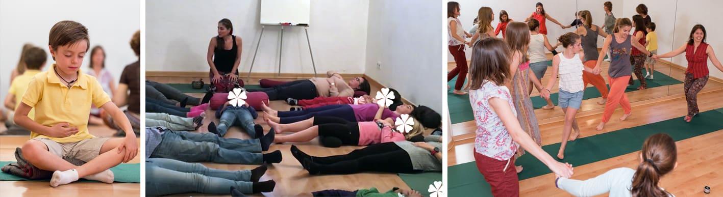 Mindfulness para Familias.