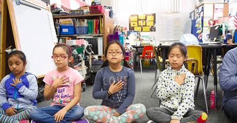 Enseñar mindfulness a los niños - cocotips