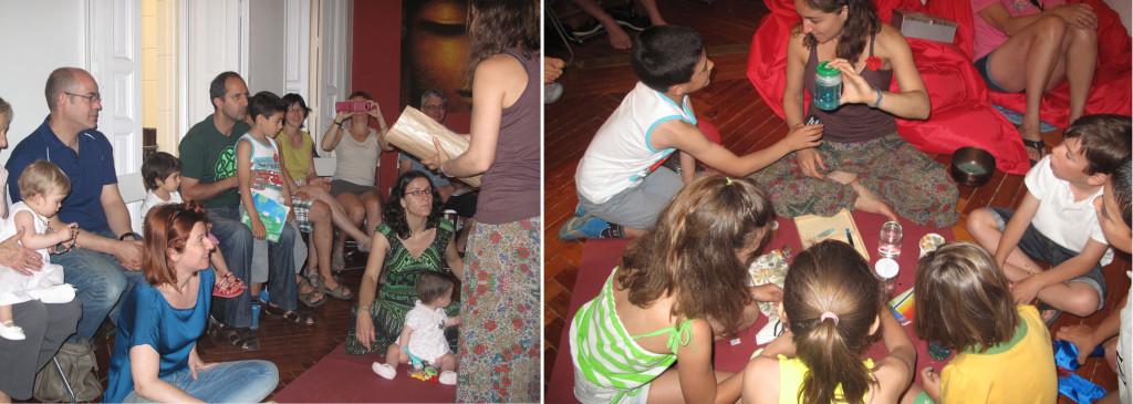 mediatción niños