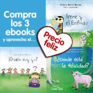 Los 3 ebooks de la colección (PRECIO FELIZ)