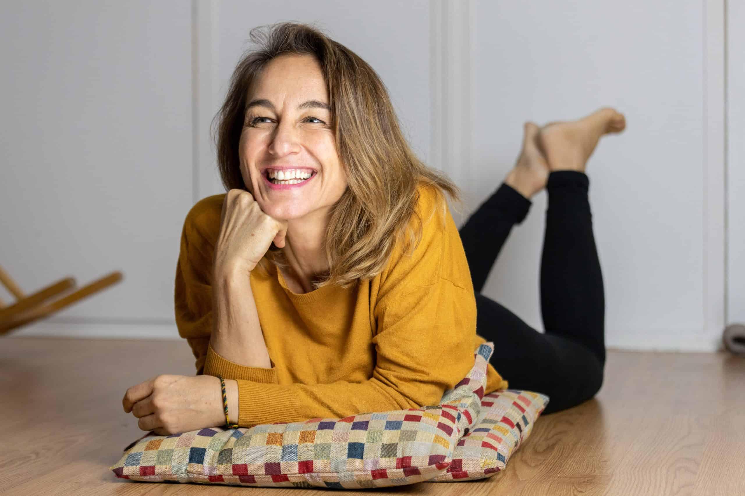 Victoria profesora de mindfulness para niños y adultos - cocotips