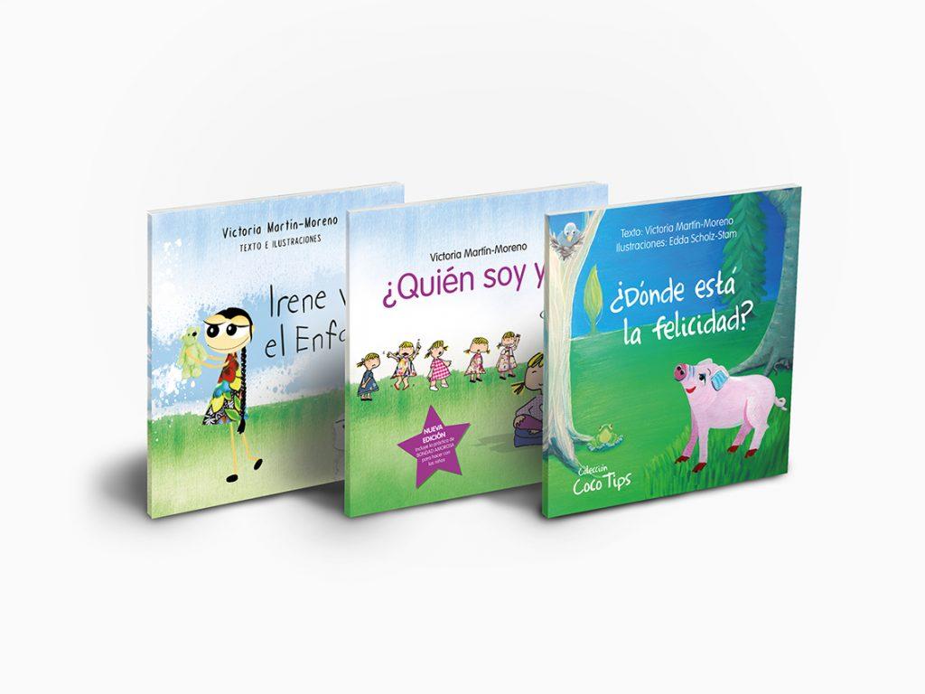 tres libros precio feliz - cocotips