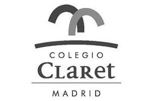 claret colegio madrid logo