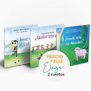 Precio feliz 2 libros - cocotips