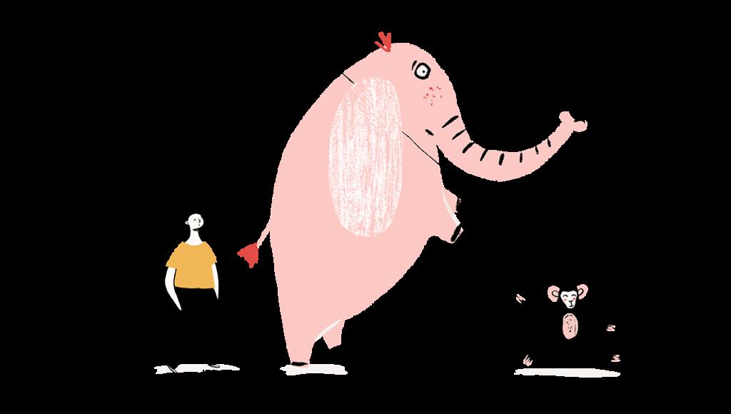 iniciarte en el mindfulness ilustración - cocotips