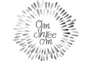 om shree om logo
