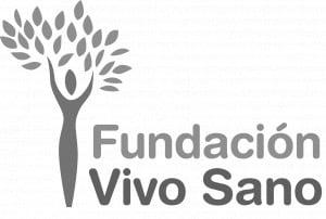 vivo sano fundación logo